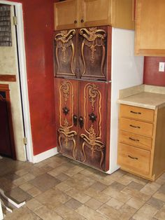1000 Images About Refrigerator Sticker On Pinterest