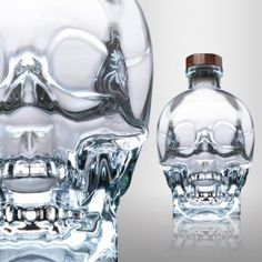 Crystal Head Vodka   #vodka
