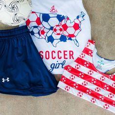 Soccer lovers unite in our Sportabella USA Collection! ⚽️ #SportabellaLove