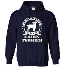 Cairn Terrier - #cute gift #sister gift. CHECK PRICE => https://www.sunfrog.com/Pets/Cairn-Terrier-9664-NavyBlue-Hoodie.html?68278