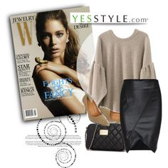 YESSTYLE.com by monmondefou on Polyvore featuring moda, PEPER, DaBaGirl, Emini House and yesstyle