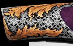 Other knives engraved by Steve Lindsay