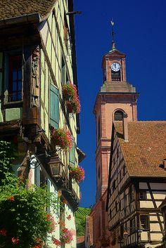 Riquewihr , Alsace  France