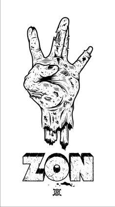 WEST SURVIVOR - ZON clothing by Laval Jonathan, via Behance