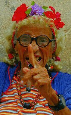 Granny Puretta of Havana