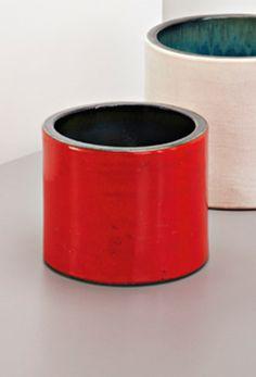 PHILLIPS : UK050110, Georges Jouve, 'Cylinder' vase