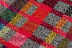 Morse Code Blankets by Holly Berry - Design Milk Textiles, Textile Prints, Textile Design, Fabric Design, Welsh Blanket, Morse Code, Textures Patterns, Decoration, Fiber Art