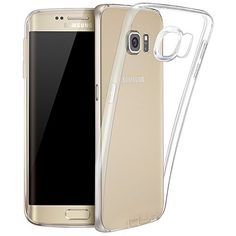 DN-TECHNOLOGY® Samsung Galaxy S7 EDGE Case-Samsung S7 EDGE Case FUSION ***All New Shock Absorption Technology***CRYSTAL VIEW Clear Gel Shock Absorption TPU Bumper Drop Protection [Scratch Resistant][Active Touch Technology] Samsung S7 EDGE Clear Gel Case DN-TECHNOLOGY® http://www.amazon.co.uk/dp/B01AGN0WJE/ref=cm_sw_r_pi_dp_dvf1wb1G8H2MV