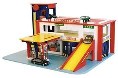 toy service station - Google Search