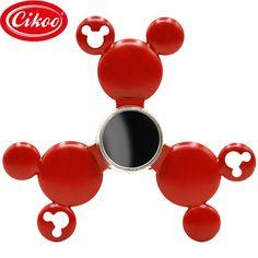 SpinnerDisney Cinderella Silver Mickey Fidget Mouse For Toy Magic CBQEoredxW