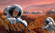 NASA: ASTRONAUTAS INDO PARA MARTE PODERIAM PERDER A MEMÓRIA