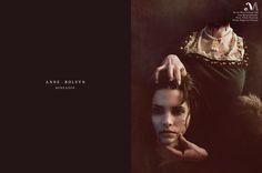 The Six Wives of Henry VIII: Photograps on Behance - Anne Boleyn / Photography: Milena Murawska, model: Małgorzata Nosewicz Wives Of Henry Viii, King Henry Viii, Tudor History, British History, Ancient History, Historical Women, Historical Photos, Katherine Howard, Anne Boleyn Tudors