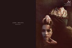 """""""The Six Wives of Henry VIII"""" is the second part of my diploma. The photographs were an illustration for my main task."""