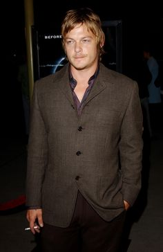 All The Times Norman Reedus Looked Super Hot With Short Hair
