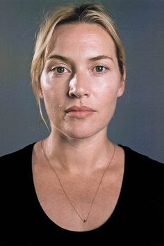 Kate Winslet make-up free and as beautiful as ever. Vanity Fair's Hollywood issue.  #naturalbeauty