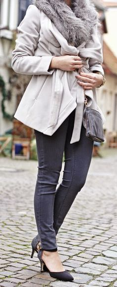 Causal grey for winter !