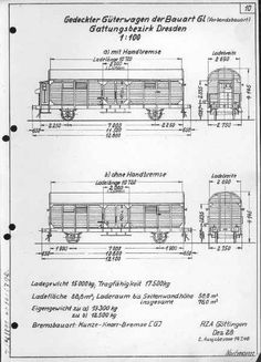 100-010-gl11 Hobby Trains, Rolling Stock, Car Sketch, Train Car, Model Trains, Coaches, Gifs, Diagram, Models