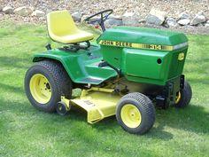 john deere 48 replacement mower deck 140 300 312 314 316 317 318 322 rh pinterest com john deere 314 service manual john deere 314 manual download
