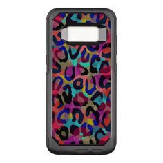 OtterBox Samsung Cases will protect your smartphone from drops & bumps. Choose from Defender, Commuter, and more! Turquoise And Purple, Samsung Galaxy Cases, Galaxy S8, Cheetah, Phone Cases, Abstract, Cheetahs, Phone Case, Jaguar