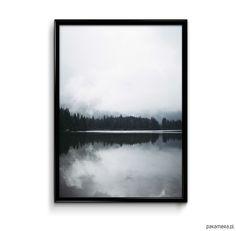plakaty-Jezioro #2 50 x 70 plakat