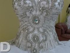 Luxury Gypsy Wedding Dress
