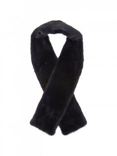 Barneys New York Long-Haired Mink Stole