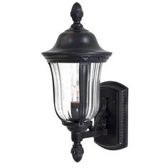 You'll love the Morgan Park 1-Light Outdoor Sconce at Birch Lane - With Great Deals on all products and Free Shipping on most stuff, even the big stuff.