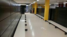 Montaje de estanterias comerciales para supermercados y grandes superficies en Canarias