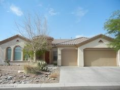 Large, single-story, 4 bedroom, 3.5 bath home in Guard-Gated Anthem Country Club. See more @ www.DesertRealtyGroup.com