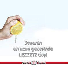 Kışın ilk gününe, bol limonlu bir çiğköfteyle merhaba demeye ne dersin? #çiğköfteciömerusta #çiğköfte  #21Aralık #enuzungece #kış #kışgündönümü