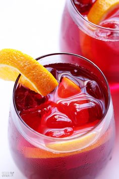 Agua de Jamaica (Hibiscus Tea) Recipe - a popular Latin-American drink that also works well as a mixer for cocktails and mocktails.