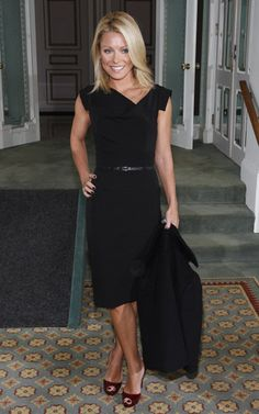 Kelly Ripa: I have always loved her style.