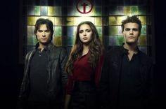 'The Vampire Diaries' season 4: A 'holier' look at Paul Wesley, Nina Dobrev
