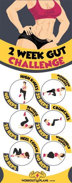 2 week gut challenge