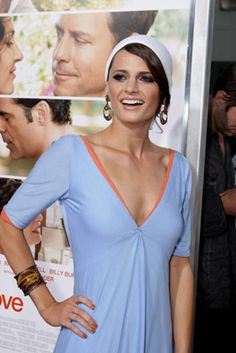 Stana Katic at an event for Feast of Love (2007)