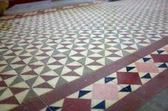 hidraulic floor in barcelona www.suelosantiguos.com