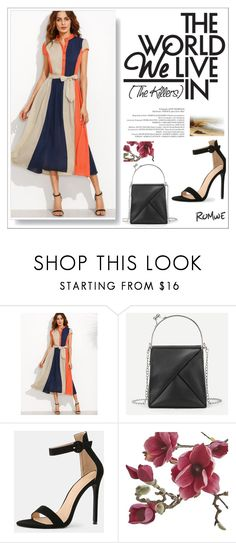 """Romwe 1/10"" by dilruha ❤ liked on Polyvore featuring Crate and Barrel"