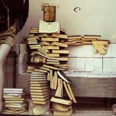 A clever book companion!