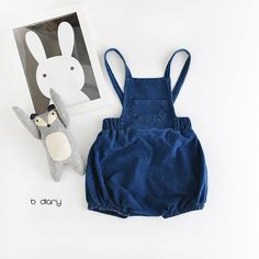B Diary Mini Denim Suit