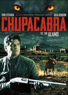 Chupacabra vs. the Alamo (2013) (TV)