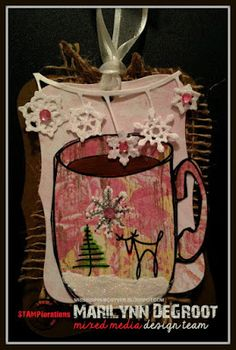 Mississippi McGyver: Winter Coffee Lover's Bloghop- second coffee tag (STAMPlorations)