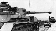 Pz.Kpfw.IV №-8/23.Aust G, Тунис 1943.