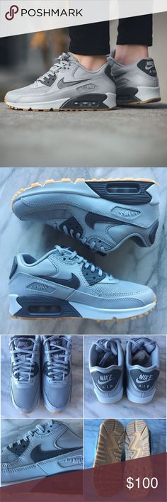 Nike Air Max 90 Essential Wolf Grey Sneakers •Nike Air Max 90 Essential Sneakers in Wolf Grey  •Women's size 6, true to size.  •New in box, no lid.  •NO TRADES/HOLDS/PAYPAL/MERC/VINTED/NONSENSE. Nike Shoes Sneakers