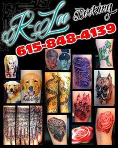 My tattoo artist (https://www.facebook.com/ngutattoo)