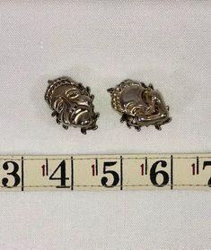 Rhinestones,White Metal Vintage gold metal Pipe shape Lapel  Tie Pin Safety chain 1 cm