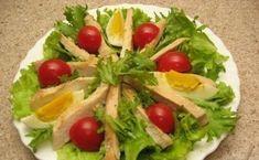 """Salată """"Caesar"""" – cea mai simplă, delicioasă și aromată rețetă! - Bucatarul Cobb Salad, Tacos, Mexican, Ethnic Recipes, Salads, Mexicans"""