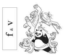 Kungfu Panda Coloring Pages Luxury Coloriage Kung Fu Panda 3 Panda Coloring Pages, Ninjago Coloring Pages, Disney Coloring Pages, Coloring Pages For Kids, Adult Coloring, Kids Coloring, Kung Fu Panda 3, Panda Po, Lisa Frank Coloring Books