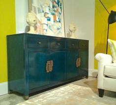 Cynthia Rowley for Hooker. Fall 2015 High Point Furniture Market Finds with Design Connection, Inc. | Kansas City Interior Design http://www.DesignConnectionInc.com/design-blog