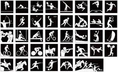 london 2012 pictograms