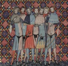 Bodleian Library MS. Bodl. 264, The Romance of Alexander in French verse, 1338-44; 196v